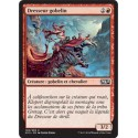 Rouge - Dresseur gobelin (C) [M15] FOIL