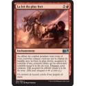 Rouge - La loi du plus fort (U) [M15] FOIL