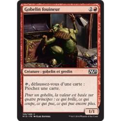 Rouge - Gobelin fouineur (C) [M15] FOIL