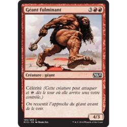 Rouge - Géant fulminant (C) [M15] FOIL