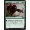 Verte - Vieux gorille à dos argenté (U) [M15] FOIL