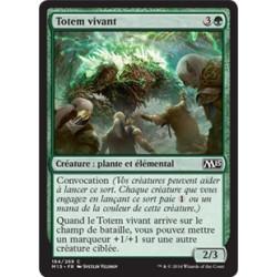 Verte - Totem vivant (C) [M15] FOIL