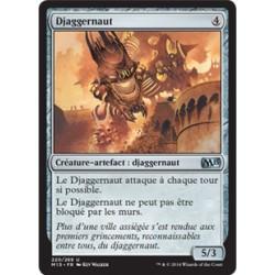 Artefact - Djaggernaut (U) [M15] FOIL