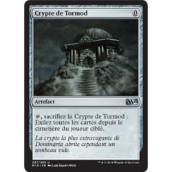 Artefact - Crypte de Tormod (U) [M15] FOIL