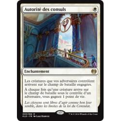 Blanche - Autorité des consuls (R) [KLD]