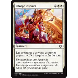 Blanche - Charge inspirée (C) [KLD]