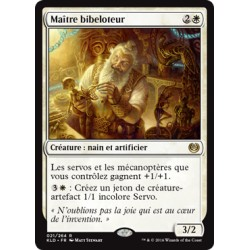 Blanche - Maître bibeloteur (R) [KLD]