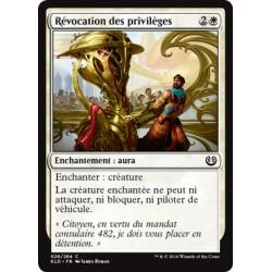 Blanche - Révocation des privilèges (C) [KLD]