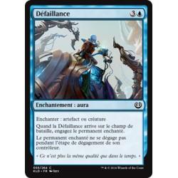 Bleue - Défaillance (C) [KLD]