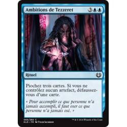 Bleue - Ambitions de Tezzeret (C) [KLD]