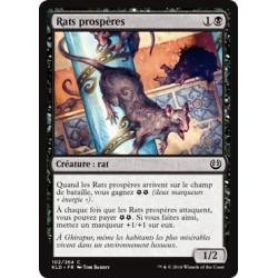 Noire - Rats prospères (C) [KLD]