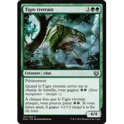 Verte - Tigre riverain (C) [KLD]