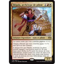 Or - Dépala, archétype de pilote (R) [KLD]