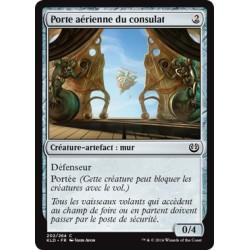 Artefact - Porte aérienne du consulat (C) [KLD]