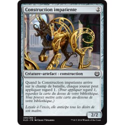 Artefact - Construction impatiente (C) [KLD]