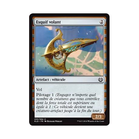 Artefact - Esquif volant (C) [KLD]