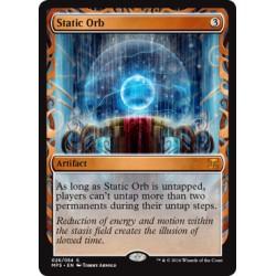 Artefact - Static Orb (M) [MSP]