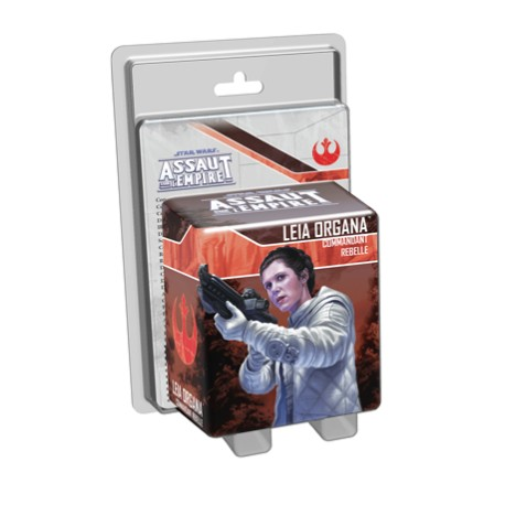 Assaut sur l'Empire - Leia Organa