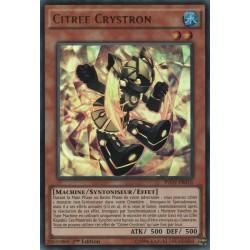 Yugioh - Citree Crystron (UR) [INOV]