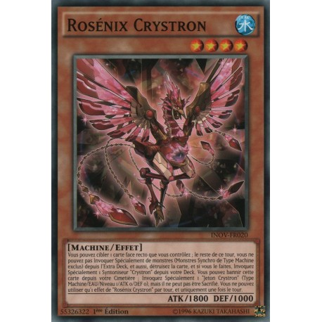 Rosénix Crystron (C) [INOV]