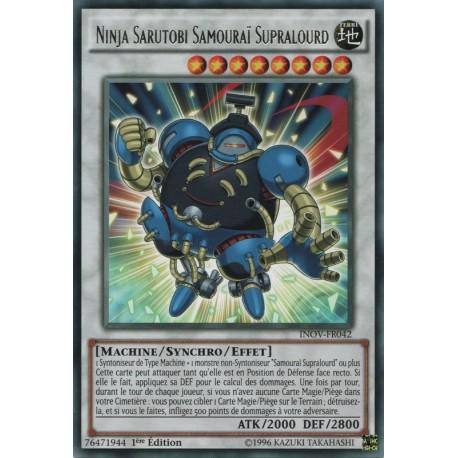Ninja Sarutobi Samouraï Supralourd (R) [INOV]