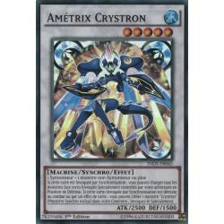 Yugioh - Amétrix Crystron (SR) [INOV]
