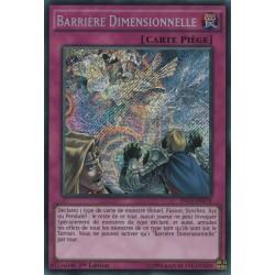 Yugioh - Barrière Dimensionnelle (STR) [INOV]