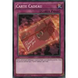 Yugioh - Carte Cadeau (SP) [INOV]