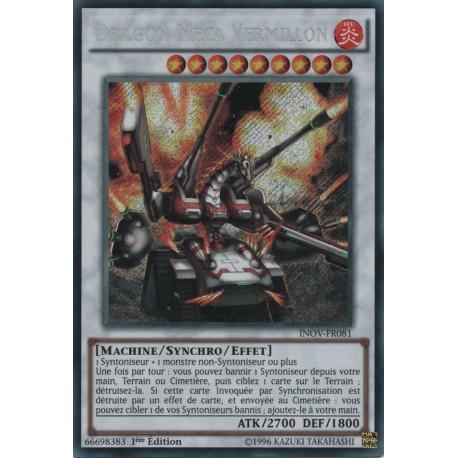 Dragon Méca Vermillon (STR) [INOV]