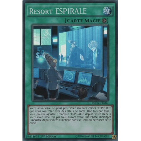 Resort Espirale (SR) [INOV]
