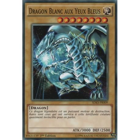 Dragon Blanc Aux Yeux Bleus (C) [SDKS]
