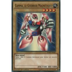Gamma, le Guerrier Magnétique (C) [SDMY]