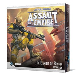 Star Wars Assaut sur l'Empire - Le Gambit de Bespin