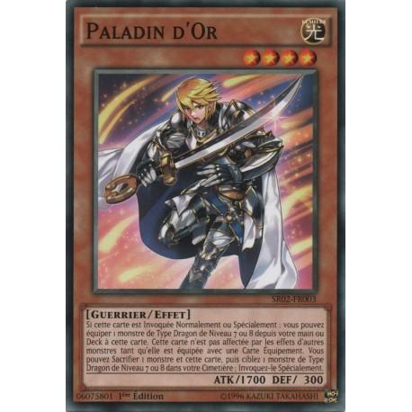Paladin d'Or (C) [SR02]