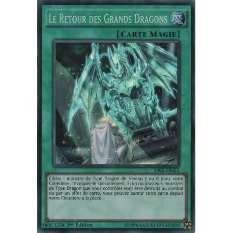 Le Retour des Grands Dragons (SR) [SR02]