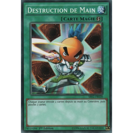 Destruction de Main (C) [SR02]