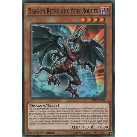 Dragon Rétro aux Yeux Rouges (C) [LDK2]