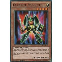 Yugioh - Guerrier Roquette (C) [LDK2]