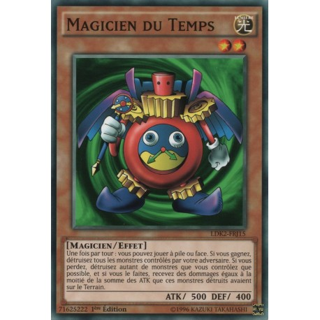 Magicien du Temps (C) [LDK2]