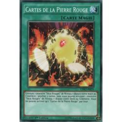 Yugioh - Cartes de la Pierre Rouge (C) [LDK2]