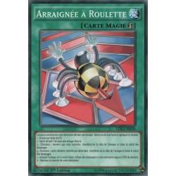 Yugioh - Arraignée à Roulette (C) [LDK2]