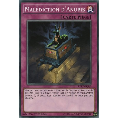 Malédiction d'Anubis (C) [LDK2]