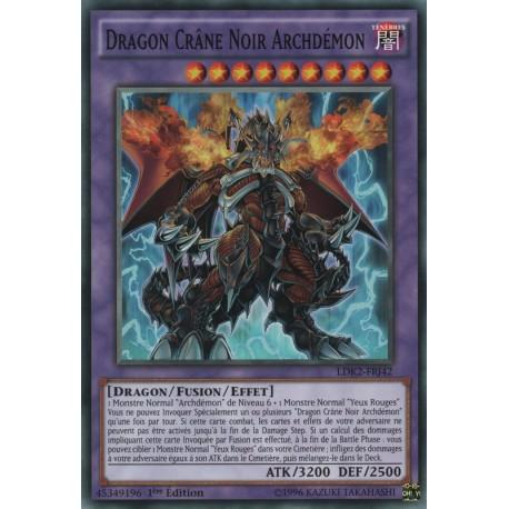 Dragon Crâne Noir Archdémon (C) [LDK2]