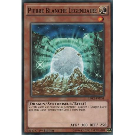 Yugioh - Pierre Blanche Légendaire (C) [LDK2]