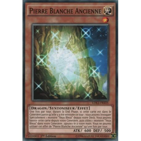Yugioh - Pierre Blanche Ancienne (C) [LDK2]