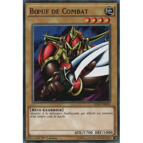 Yugioh - Boeuf de Combat (C) [LDK2]