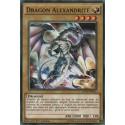 Yugioh - Dragon Alexandrite (C) [LDK2]