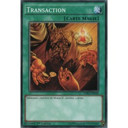 Yugioh - Transaction (C) [LDK2]