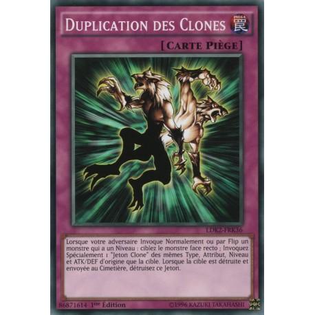 Duplication des Clones (C) [LDK2]