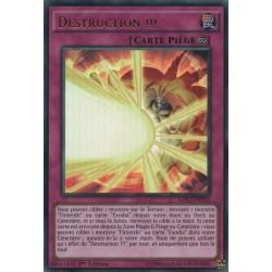 Yugioh - Destruction !!! (UR) [LDK2]